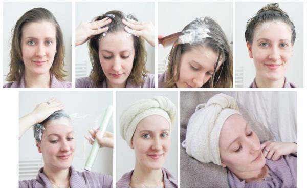 Пошаговая инструкция по использованию кокосового масла для волос