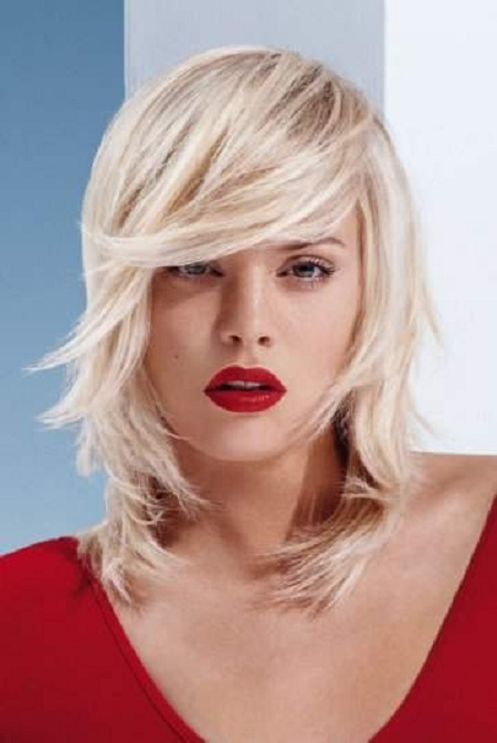 Фото блондинка с косой, порно блядь на троих